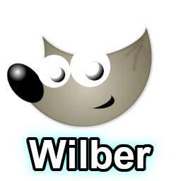 ウィルバー君を描いてみよう 簡単なイラストの制作 Gimp入門 2 8版